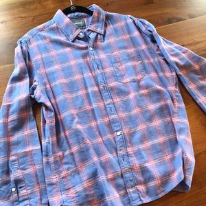 Bonobos lightweight flannel button down